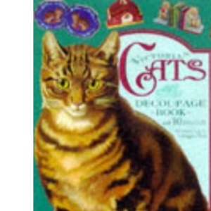 Victorian Cats: Decoupage Book with 10 projects
