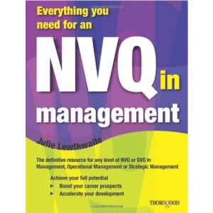 Everything You Need for an NVQ in Management