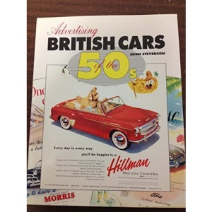 Advertising British Cars