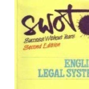 SWOT English Legal System