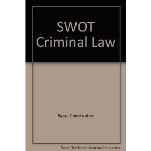 SWOT Criminal Law