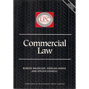 Commercial Law 1995/96 (Legal Practice Course Guide)