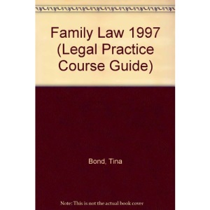 Family Law 1997 (Legal Practice Course Guides)