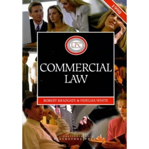 Commercial Law 1998 (Legal Practice Course Guides)