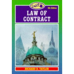 Law of Contract (Swot)