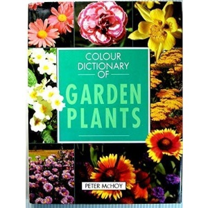 Colour Dictionary of Garden Plants