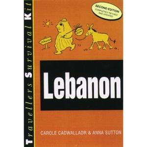 Travellers Survival Kit: Lebanon