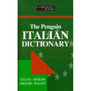 Penguin Italian Dictionary (Penguin dictionaries)