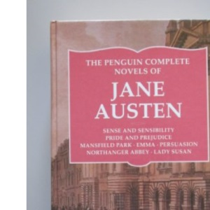 Penguin Authors: Jane Austen