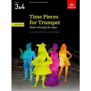 Time Pieces for Trumpet: v. 3