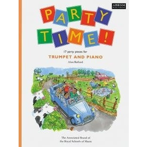 17 Party Pieces for Trumpet and Piano (Party Time!)