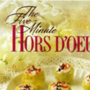 Five-Minute Hors d'Oeuvre (Five-minute series)
