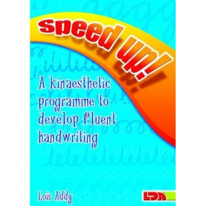 Speed Up!: a Kinaesthetic Programme to Develop Fluent Handwriting