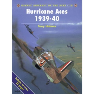 Hurricane Aces of World War 2 (Osprey Aircraft of the Aces)