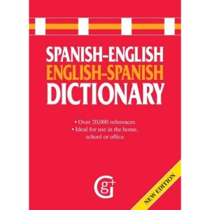Spanish-English English-Spanish Dictionary