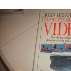 JOHN HEDGECOE'S COMPLETE GDE VIDEO