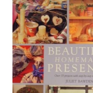 Beautiful Homemade Presents