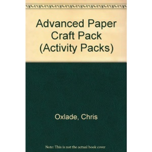 Advanced Paper Craft Pack (Activity Packs)