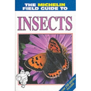 Michelin Field Guide to Insects (Michelin I-Spy S.)