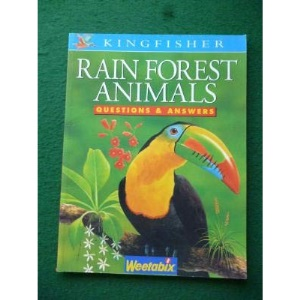 Rain Forest Animals (Questions & Answers S.)