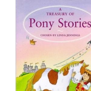 Treasury of Pony Stories (Treasuries)