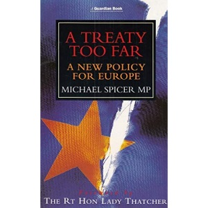 A Treaty Too Far: New Policy for Europe (A Guardian book)