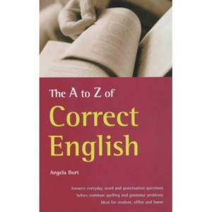 The A-Z of Correct English (How to Reference)