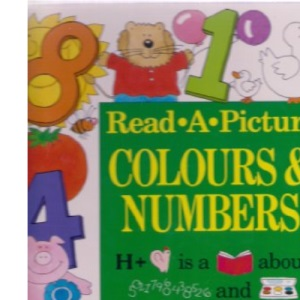 Colours and Numbers (Read a picture)