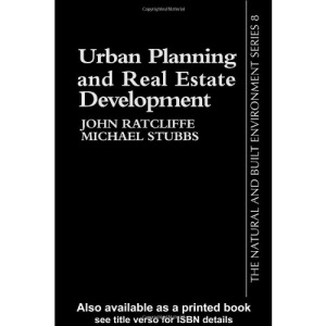 Urban Planning and Real Estate Development (Natural & Built Environment)
