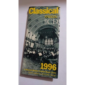 Classical Music On Cd 1996