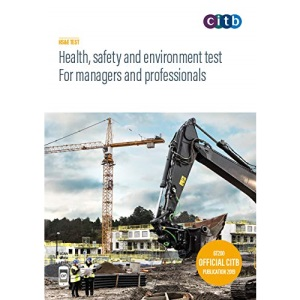 Health, safety and environment test for managers and professionals 2019: GT200/19 (Health, safety and environment test for managers and professionals: GT200/19)