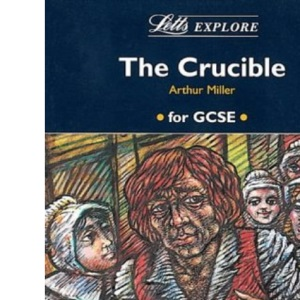 Letts Explore The Crucible (Letts Literature Guide)