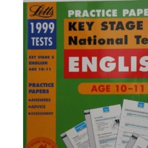 Key Stage 2 National Tests Practice Papers: English (At Home with the National Curriculum)