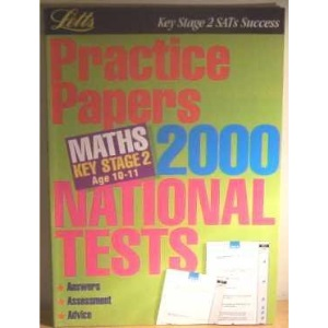 KS2 Practice Test Maths: Mathematics (At Home with the National Curriculum S.)