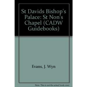 St Davids Bishop's Palace: St Non's Chapel (CADW Guidebooks)