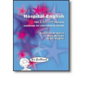 Hospital English: Learning Workbook for International Nurses