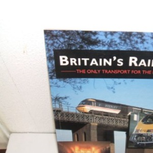 Britain's Railway: The Only Transport for the Future