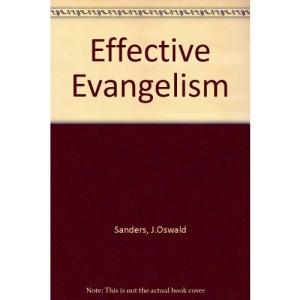 Effective Evangelism