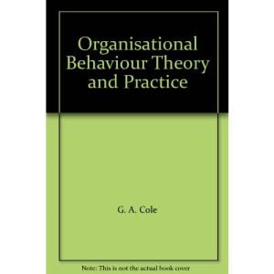 Organisational Behaviour (Business Degree)