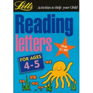 Reading Letters: Age 4-5 (Activities to Help Your Child)