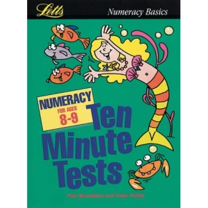 KS2 Ten Minute Tests: Numeracy (ages 8-9): Age 8-9