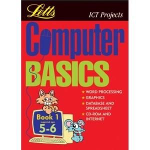 Computer Basics Book 1 (5-6): (Suggested Ages 5-6) Bk.1