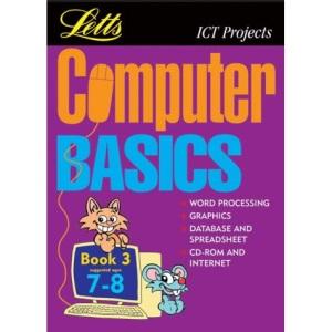 Computer Basics Book 3 (7-8): Bk.3