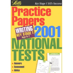 Key Stage 1 National Tests Practice Papers: English Writing (At Home with the National Curriculum)