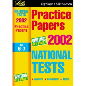 National Test Practice Papers 2002: Writing Key stage 1 (Key Stage 1 National Tests)