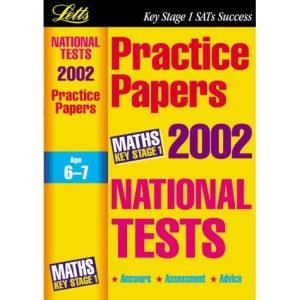 **OP**KS1 National Test Practice Papers: Maths: Key stage 1 (Key Stage 1 National Tests)