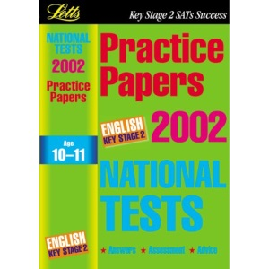 KS2 National Test Practice Papers: English: English Key stage 2 (Key Stage 2 National Tests)