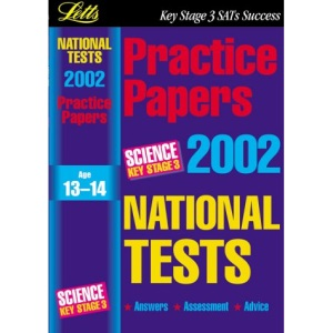 National Test Practice Papers 2002: Science Key stage 3 (Key Stage 3 National Tests)