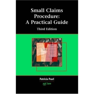 Small Claims Procedure: A Practical Guide