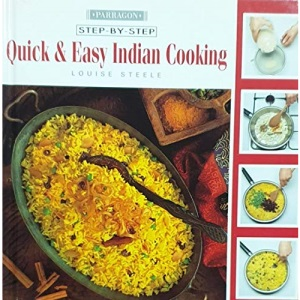 Step by Step Quick and Easy Indian